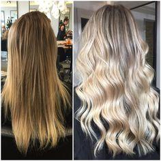 Makeover: Going For BOMBSHELL - Hair Color - Modern Salon