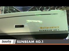 """""""Solide Verarbeitung, modernes Design und durchdachte Details: Die Sunbeam 40.1 ist eine Fahrtenyacht, die grundlegende Tugenden in den Vordergrund stellt ht... Flat Screen, Boat, Tv, Contemporary Design, Blood Plasma, Dinghy, Television Set, Flatscreen, Boats"""