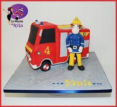 Le Monde de Kita: Le Camion de Sam le Pompier Pour les filles, l'Hér...