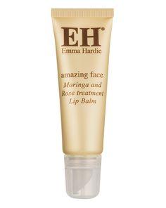 #CultBeauty Moringa and Rose Treatment Lip Balm by Emma Hardie Amazing Face