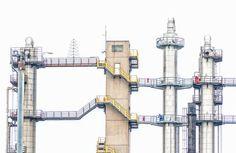 'chemical industry II.' von Vera Kämpfe bei artflakes.com als Poster oder Kunstdruck $27.72