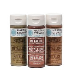 Martha Stewart Metallic Acrylic Craft Paint 2 Ounces Liquid Gold Leafing Paint  ((Classic Gold).
