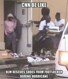 But they discriminated against the work shoes..,