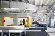 Yelp's new office in Chicago