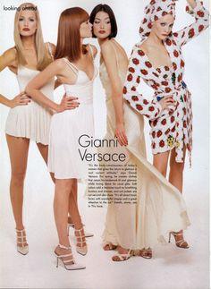 Gianni Versace Spring 1995