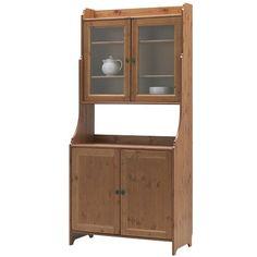 Leksvik dresser from IKEA- Leksvik dresser (H198 x W93 x D42cm), £229,