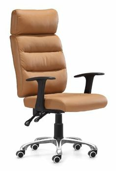 Zuo Unity Office Chair, Clay by zuo. $199.99. Office chair. Modern chromed steel. Leatherette. Bring all your thoughts in harmony with our Unity office chair. The seat and back are wrapped and tufted in a plush leatherette on top of a solid chrome base with casters.