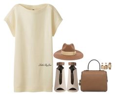 """""""Minimal Chic"""" by sincerelyjae ❤ liked on Polyvore featuring Uniqlo, Dolce&Gabbana, PS Paul Smith, Panacea, Anne Klein, chic, CasualChic, parisian and Minimaliststyle"""