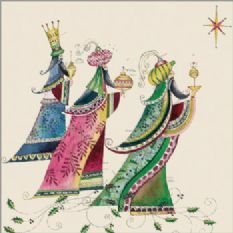 Three Kings Cards | Charity: For each pack purchased 40p is donated to WaterAid, an ...