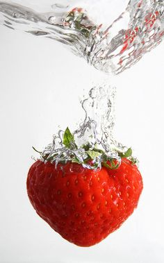 Strawberry Splash.