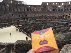 Nuestras cápsulas Selectum también en Roma.
