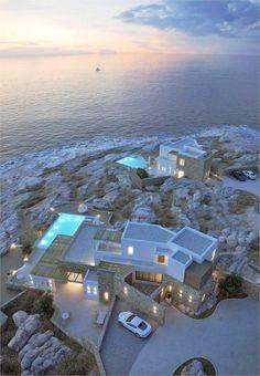 Beautiful home, Mykonos, Greece