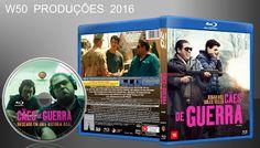 W50 produções mp3: Cães De Guerra  (Blu-Ray)  Lançamento  2016