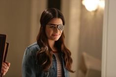 Which classic horror film inspired Lea Michele's new wardrobe accessory in the second season Scream Queens TV series on FOX? Watch a teaser to find out. Also, watch Michele and John Stamos discuss the first time they met, years ago. Will you be tuning in for the second season?  Tell us!