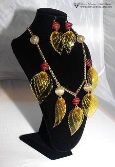 FOXY-ЮВЕЛИРНЫЙ: ювелирные изделия, ручной работы дизайн одежды, венецианского стекла, Murrina, Урожай