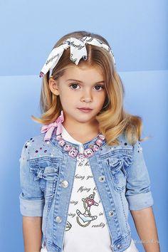 Детская мода: Monnalisa, весна-лето 2016