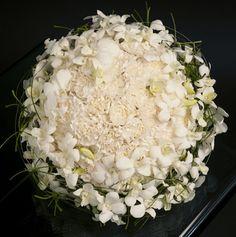 brudebuketter - Google-søk White carnations and orchids