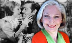 Judy Lewis - the secret love child of Hollywood stars Clark Gable and Loretta Young, who conceived her on the set of The Call of the Wild in the - has died of cancer aged Hollywood Music, Hollywood Actor, Golden Age Of Hollywood, Hollywood Stars, Old Hollywood, Judy Lewis, Star Costume, Loretta Young, Jobs For Women