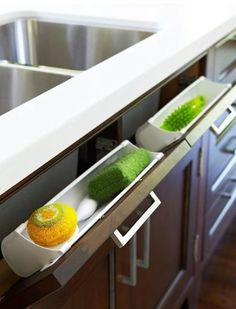 9 Desirable Hacks: Kitchen Remodel Cost Home galley kitchen remodel faucets.Small Kitchen Remodel L-shaped lowes kitchen remodel built ins.Small Kitchen Remodel L-shaped. New Kitchen Cabinets, Kitchen Redo, Kitchen Dining, Smart Kitchen, Organized Kitchen, Awesome Kitchen, Hidden Kitchen, Kitchen Sinks, Kitchen Modern