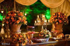 Our wedding decor!!!  Muito muito amor❤️