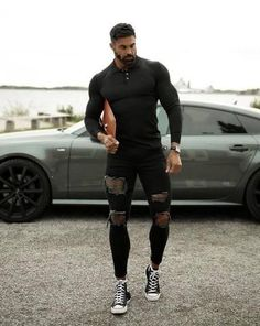 Men's Skinny Jeans Super Spray on Lightweight Cotton Ankle Tight Fit R myshoponline com is part of Sneakers men fashion - Sport Mode, Stylish Mens Fashion, Men's Fashion, Fashion Outfits, Fashion Trends, Mens Clothing Styles, Apparel Clothing, Men's Apparel, Clothing Ideas