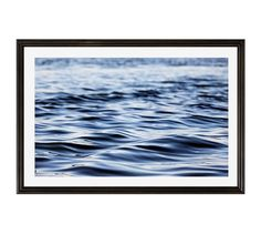 An Ocean Moment Framed Print By Cindy Taylor