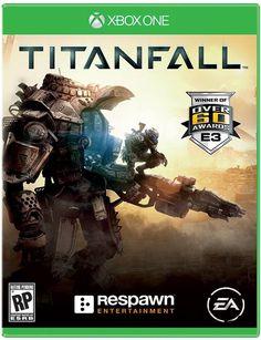 Titanfall Xbox One box art! Yesssssss!