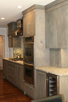 Modern Home Grey Cabinets Design, Pictures, Remodel, Decor and Ideas