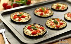 Medaglioni di melanzane alla pizzaiola