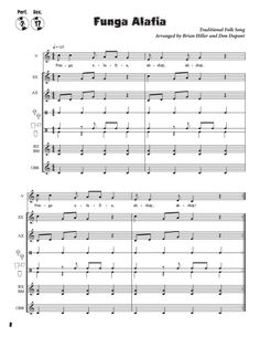 Why Mosquitoes Buzz in People's Ears (Reproducibl | J.W. Pepper Sheet Music