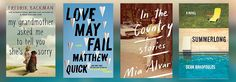 New Book Releases in Literary Fiction | June 16, 2015