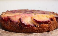 Beautiful plum cake from Sweet Home {GF}