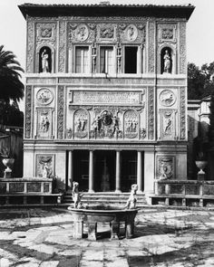 Casina of Pope Pius IV (Villa Pia), Vatican, 1558-1562
