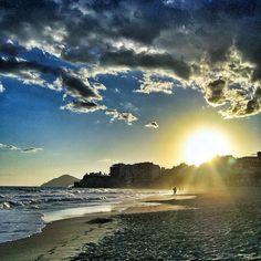 abis123 - Sunset @ Benidorm Beach