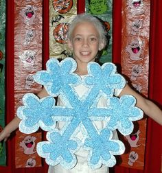 snowflake costume - Google Search