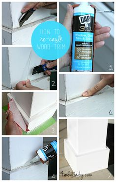 how to repair rotten door frame using elmer 39 s rotted wood repai decorating pinterest. Black Bedroom Furniture Sets. Home Design Ideas