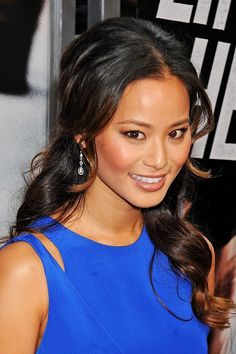 Jamie Chung - Celebs at the 'Premium Rush' Premiere in NYC
