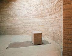 Timbrato argilla | argilloso del terreno, Martin Rauch, Vorarlberg