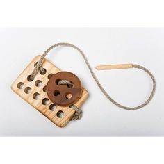 Montessori sewing toy