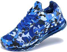clearance nike air max blue camouflage c4801 0899b