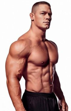 Ten WWE stars who started off as Bodybuilders. Before he became the century poster boy for the WWE, John Cena pursued a career in bodybuilding. Mens Bicep Workout, Biceps Workout, Exercise Workouts, Muscle Fitness, Muscle Men, Fitness Men, Wellness Fitness, Physical Fitness, Wwe Superstar John Cena
