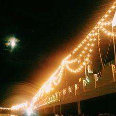 November full moon shine , Loy Krathong Day in Thailand ☺ ☻ ☻