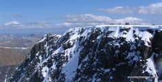 The view to the summit, Ben Nevis - Mountain Freedom