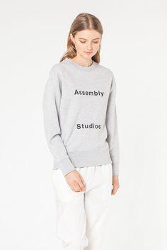SWEATS & KNITS - WOMENS Assembly Label