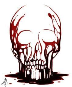 Skull's Blood by mohzart                                                       …