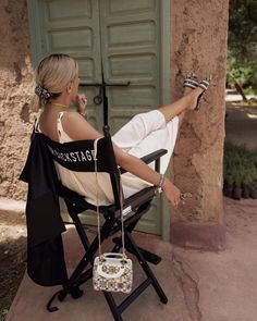 Still dreaming of the last three days w/ in Marrakech 🕊 Three Days, Marrakech, Backstage, Baby Strollers, Dior, Denim Shorts, Summer Outfits, Dress Up, Street Style