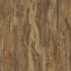 Luxury Vinyl Plank From The Invincible H2o Display The