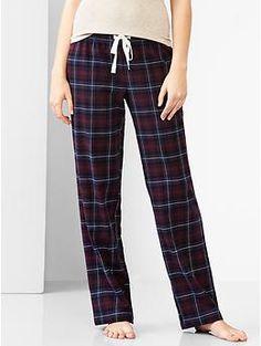 Christmas plaid flannel pants Size Small