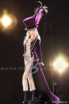 NEW 2007 Cher Bob Mackie Barbie Dolls - Cherworld.com - Cher Photos, Music, Tour & Tickets