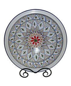 Another great find on #zulily! Tabarka Medium Serving Bowl by Le Souk Ceramique #zulilyfinds